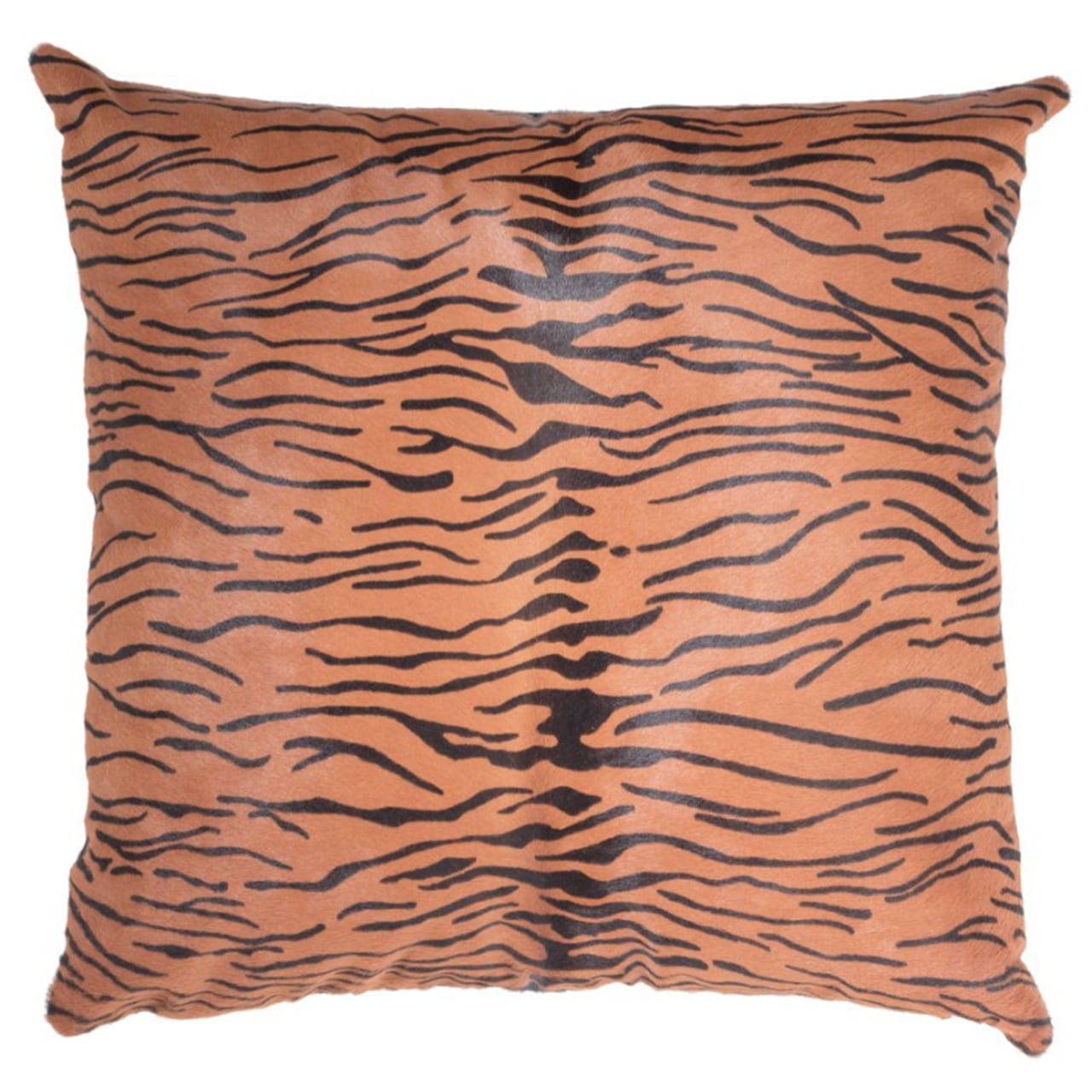 NEW-Cavallino Pillow- Tiger 1010-492- 50x50cm (CPTIG1010492BL5050) - ANVOGG FEEL SHEARLING | ANVOGG