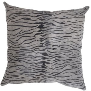 NEW-Cavallino Pillow- Tiger 1010- 605 PEG- 50x50cm(CPTIG1010605BL5050 - ANVOGG FEEL SHEARLING | ANVOGG