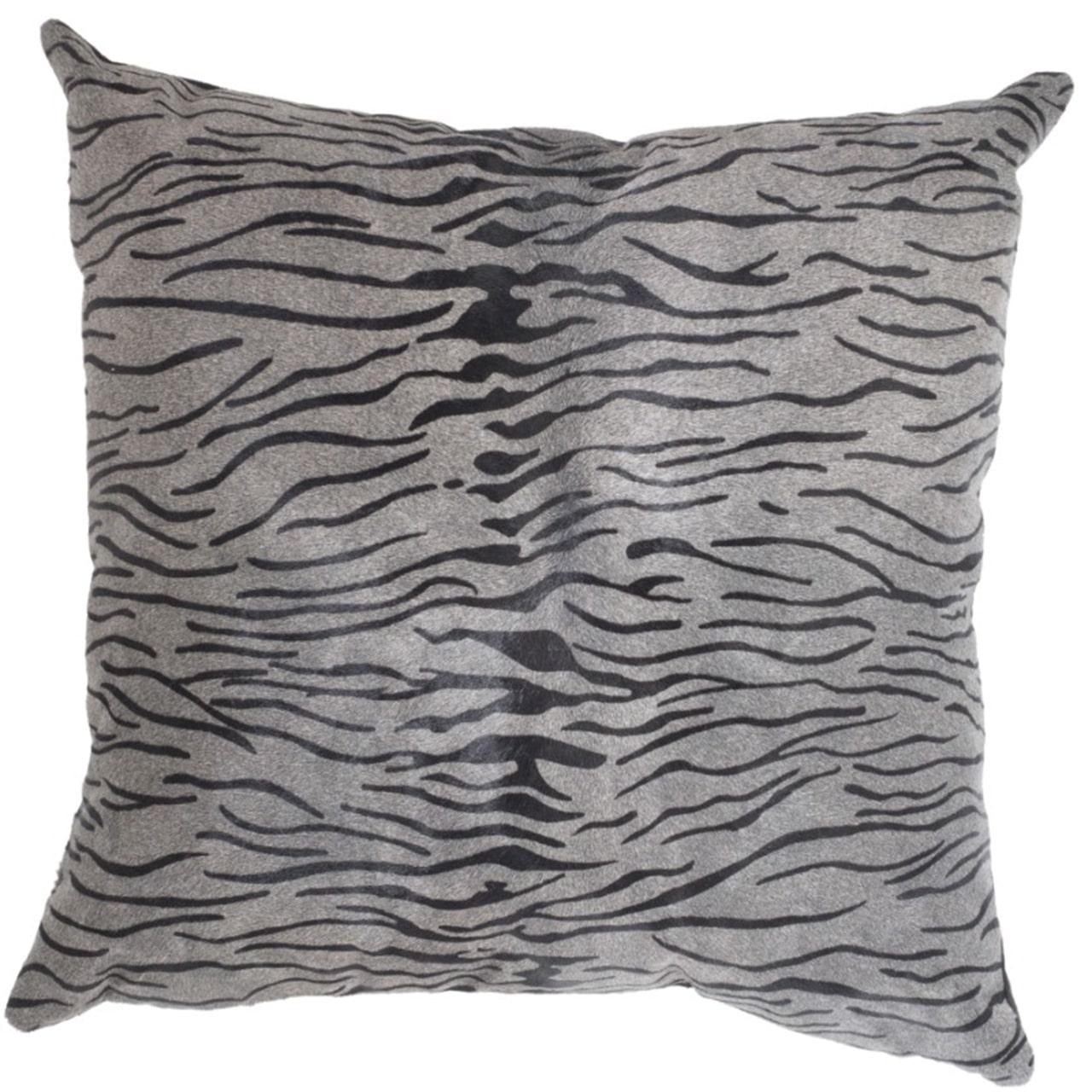 NEW-Cavallino Pillow- Tiger 1010- 605 PEG- 50x50cm(CPTIG1010605BL5050 - ANVOGG FEEL SHEARLING | ANVOGG