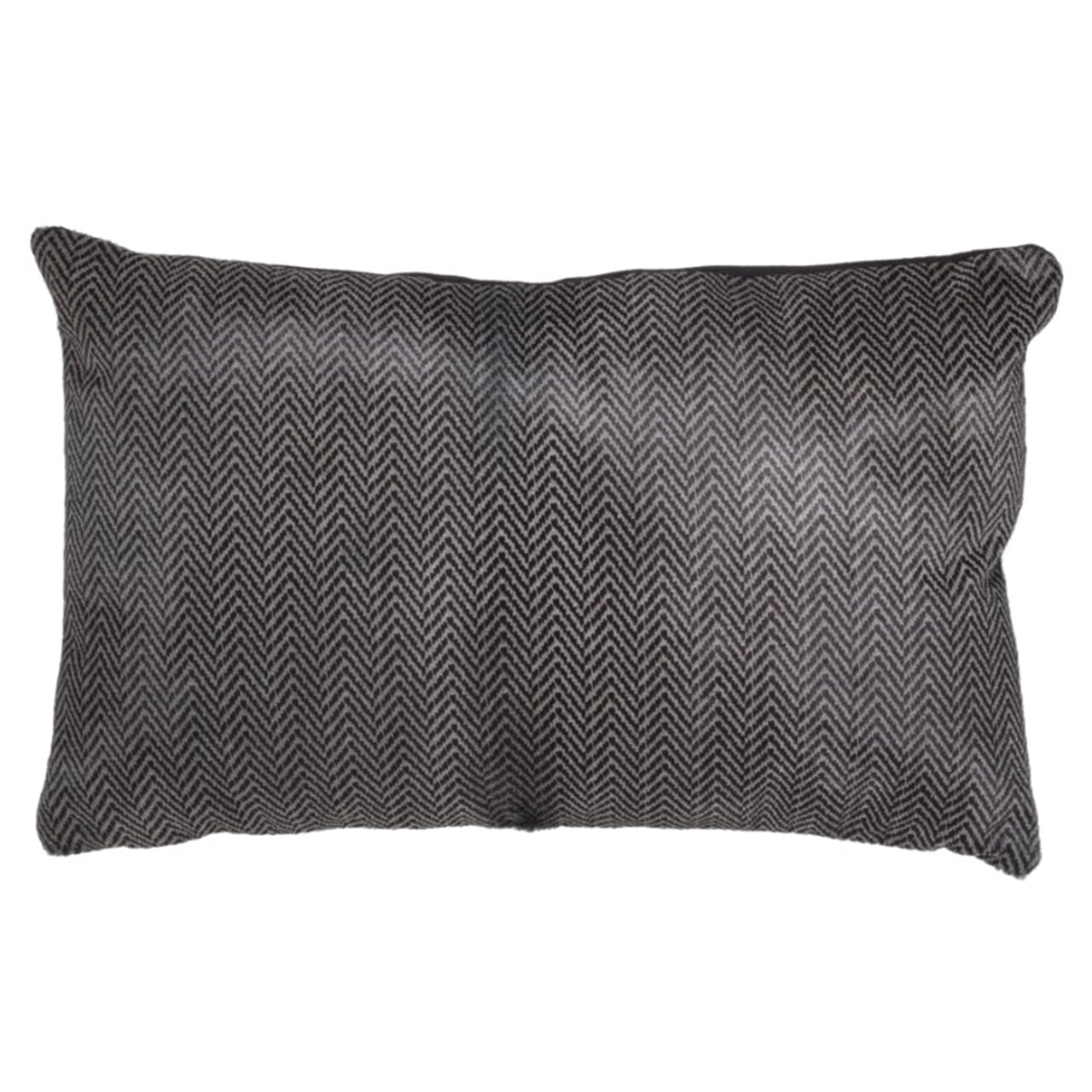NEW-Cavallino Pillow- Tweed 1039-600 PEG- 35x55cm (CPTWE1039600BL3555) - ANVOGG FEEL SHEARLING | ANVOGG