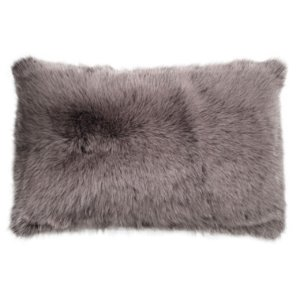 NEW-Shearling Pillow- EHB- 35X55cm (SPEHBBR3555) - ANVOGG FEEL SHEARLING | ANVOGG