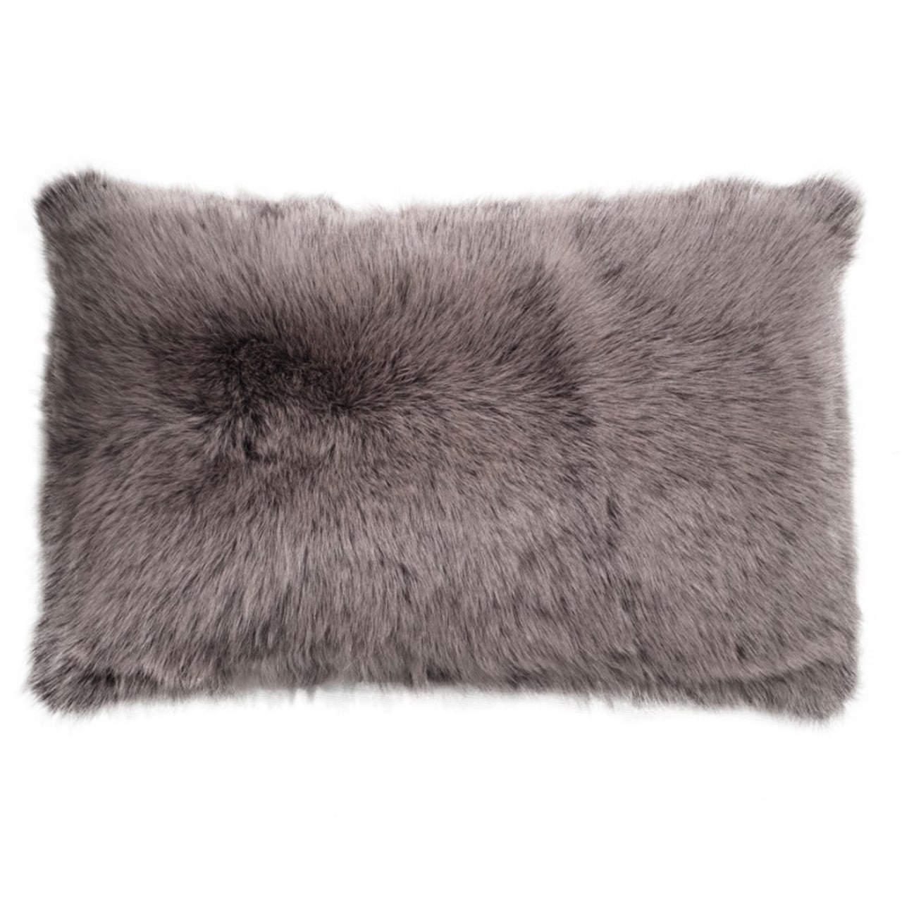 NEW-Shearling Pillow- EHB- 35X55cm (SPEHBBR3555) - ANVOGG FEEL SHEARLING | ANVOGG