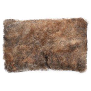 NEW-Shearling Pillow- Extra- 35x55cm (SPEXTBR3555) - ANVOGG FEEL SHEARLING | ANVOGG