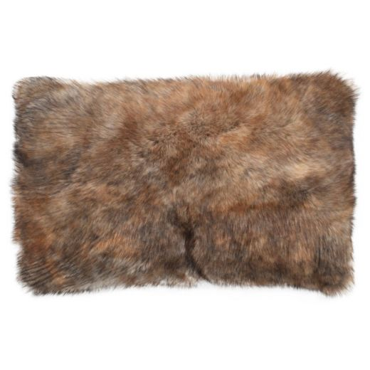 NEW-Shearling Pillow- Extra- 35x55cm (SPEXTBR3555) - ANVOGG FEEL SHEARLING | ANVOGG