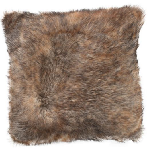 NEW-Shearling Pillow- Extra- 45x45cm (SPEXTBR4545) - ANVOGG FEEL SHEARLING | ANVOGG