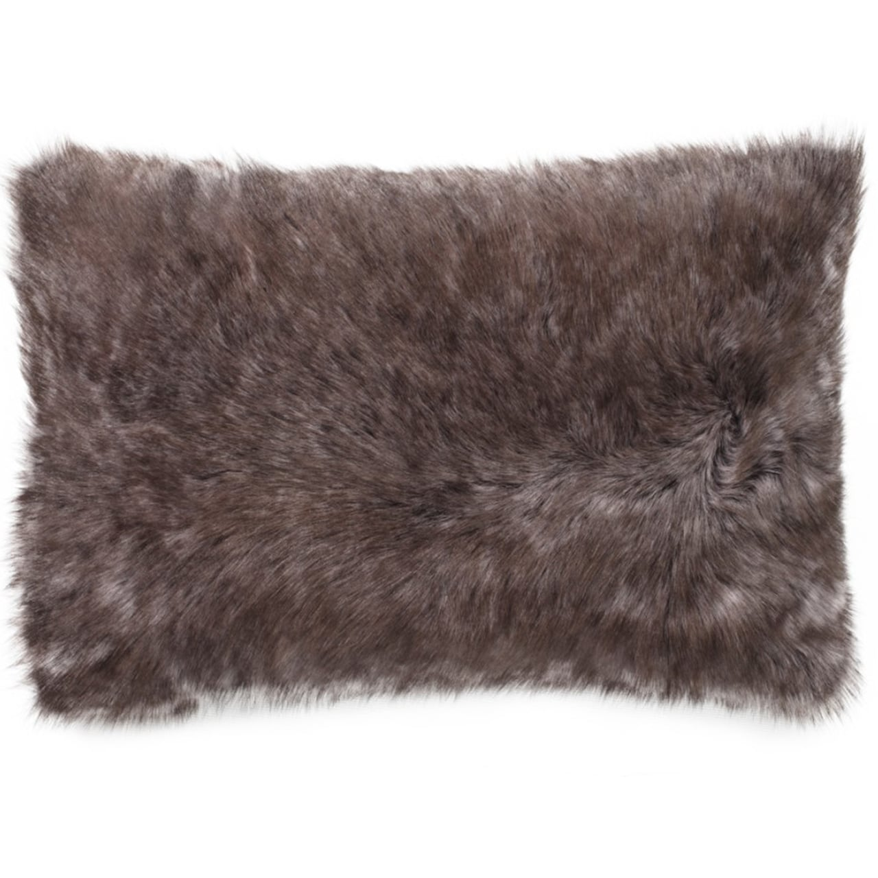 NEW-Shearling Pillow- Sable- 35x55cm (SPSABTO3555) - ANVOGG FEEL SHEARLING | ANVOGG