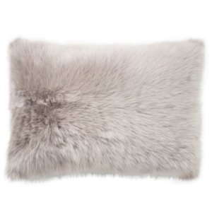 NEW-Shearling Pillow- Topo- 35x55cm (SPTOPTO3555) - ANVOGG FEEL SHEARLING | ANVOGG