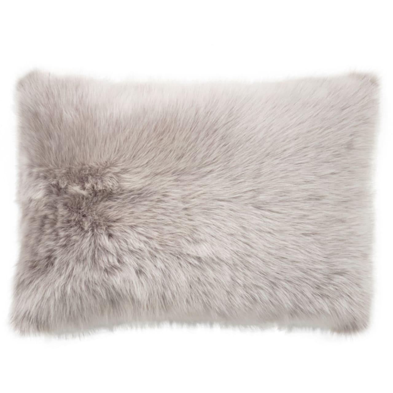 NEW-Shearling Pillow- Topo- 35x55cm (SPTOPTO3555) - ANVOGG FEEL SHEARLING | ANVOGG