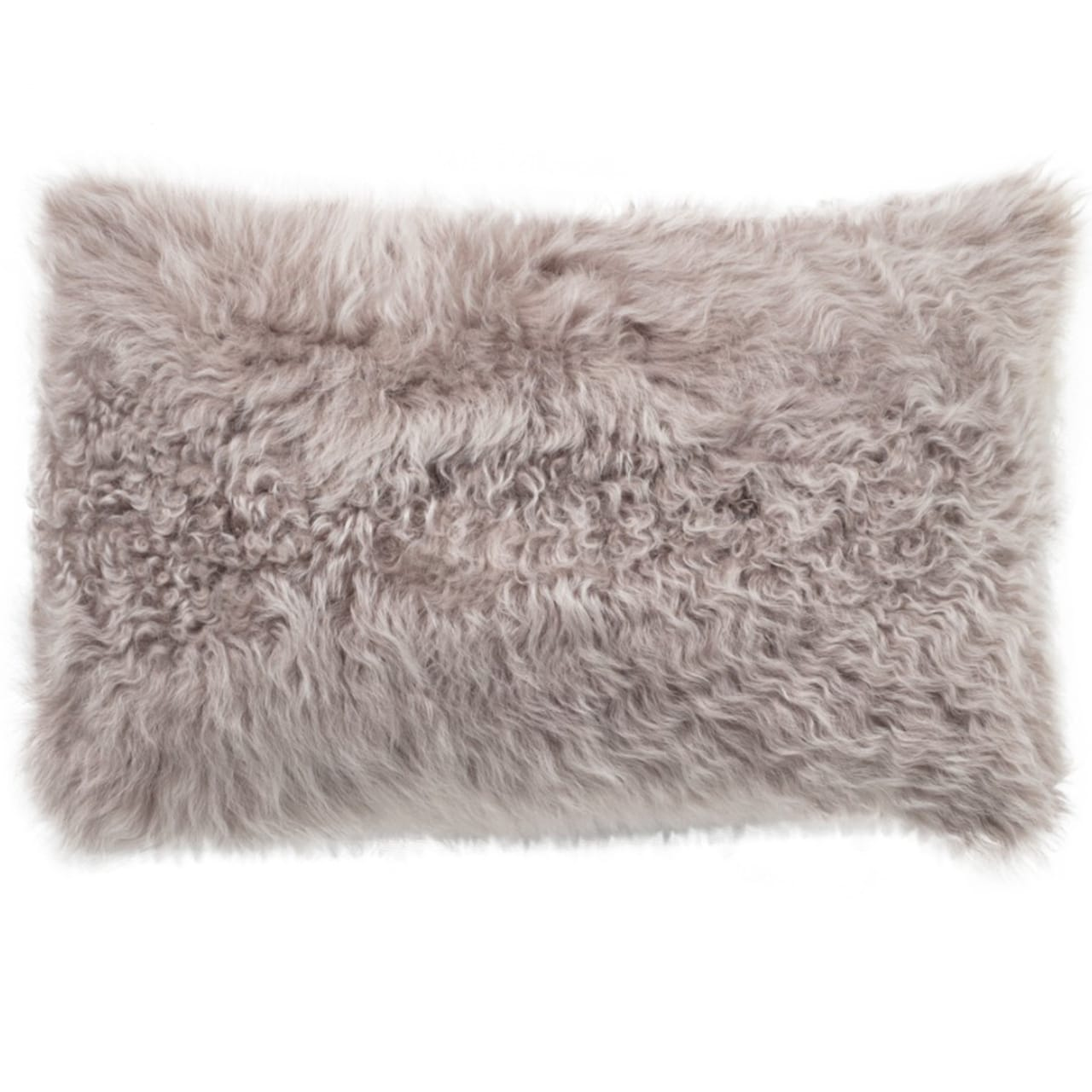 NEW-Shearling Pillow- Topo Curly- 35x55cm (TPTOPTO3555) - ANVOGG FEEL SHEARLING | ANVOGG