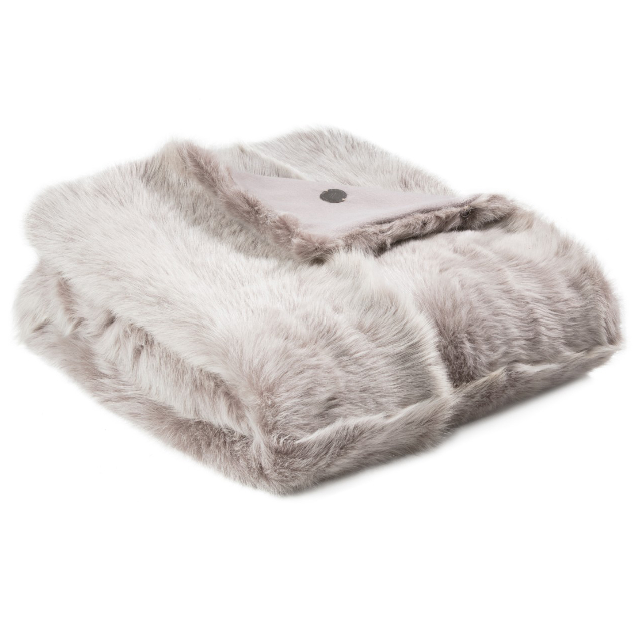 NEW-Shearling Throw- Topo-134x150cm (STTOPTO134150) - ANVOGG FEEL SHEARLING | ANVOGG