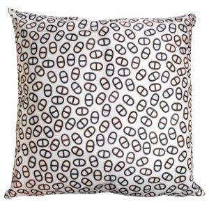 Cavallino Pillow-50x50cm-(RENK_Omega)-(İSİM_Omega The Squa)-(CPOME1224BBL5050) - ANVOGG FEEL SHEARLING | ANVOGG