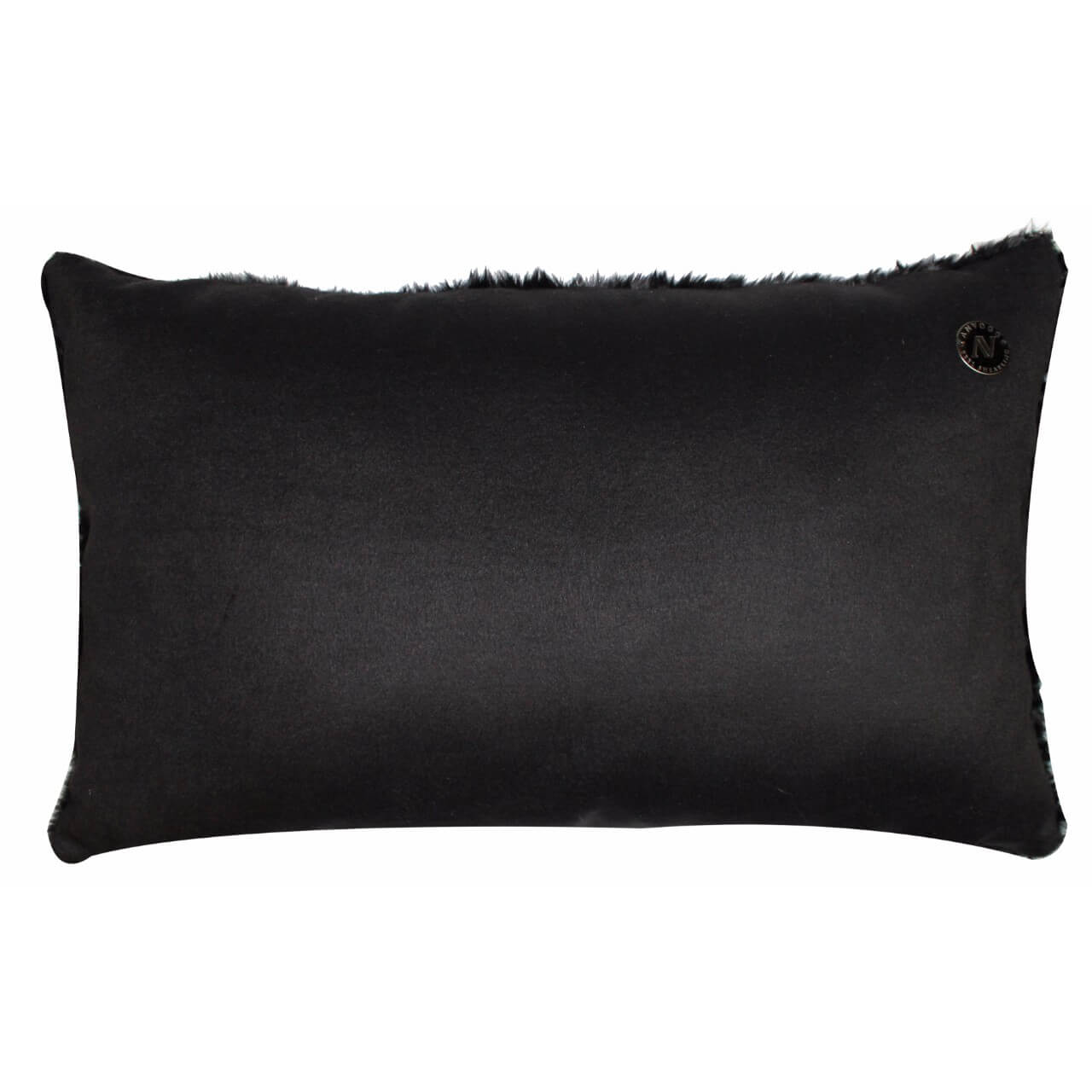 Shearling Pillow- 35x55cm-(APBLABL3555) arka - ANVOGG FEEL SHEARLING | ANVOGG