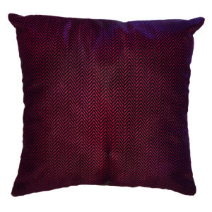 Cavallino Pillow-Red Tweed-50x50CM-CPTWE1039488BL5050 - ANVOGG FEEL SHEARLING | ANVOGG