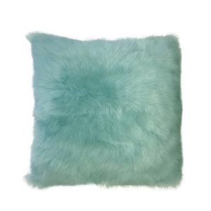 Shearling Pillow-Aqua-50x50cm_SPAQUS3145050 - ANVOGG FEEL SHEARLING | ANVOGG