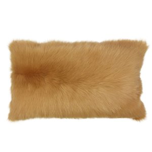 Shearling Pillow-Biscotte-30x50cm-SPBISS2643050 - ANVOGG FEEL SHEARLING | ANVOGG