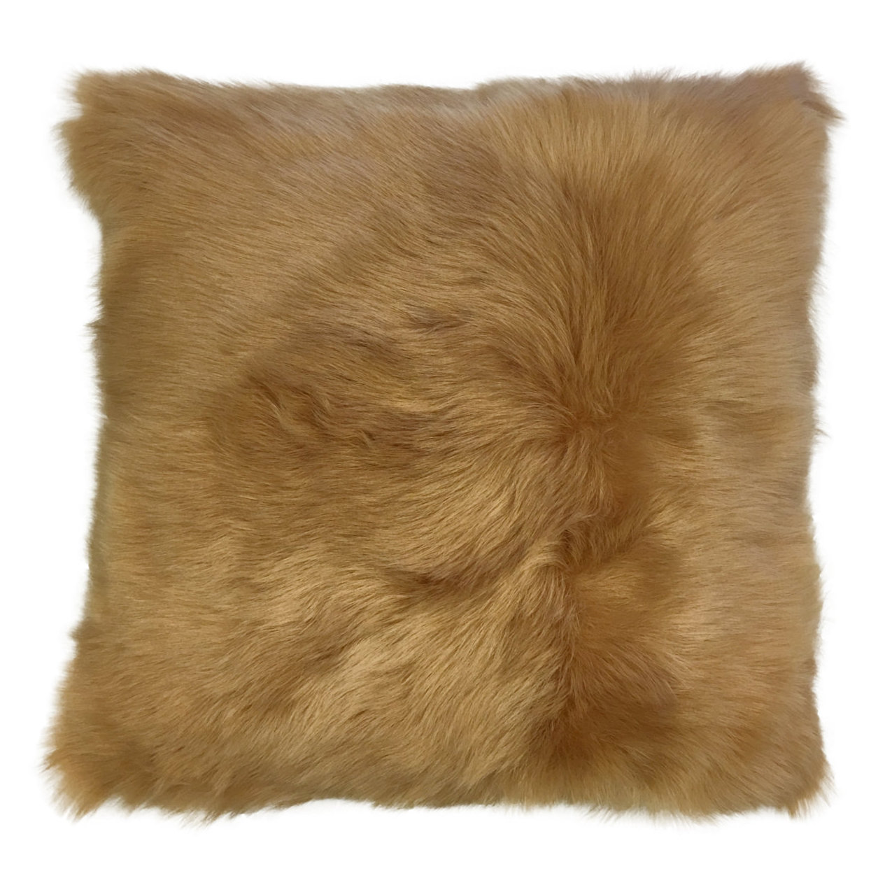 Shearling Pillow-Biscotte-50x50cm-SPLILS2545050 - ANVOGG FEEL SHEARLING | ANVOGG