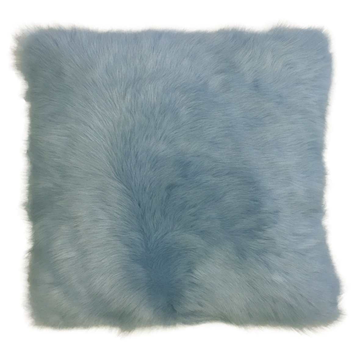 Shearling Pillow-Ciello-50x50cm_SPCIES3145050 - ANVOGG FEEL SHEARLING | ANVOGG