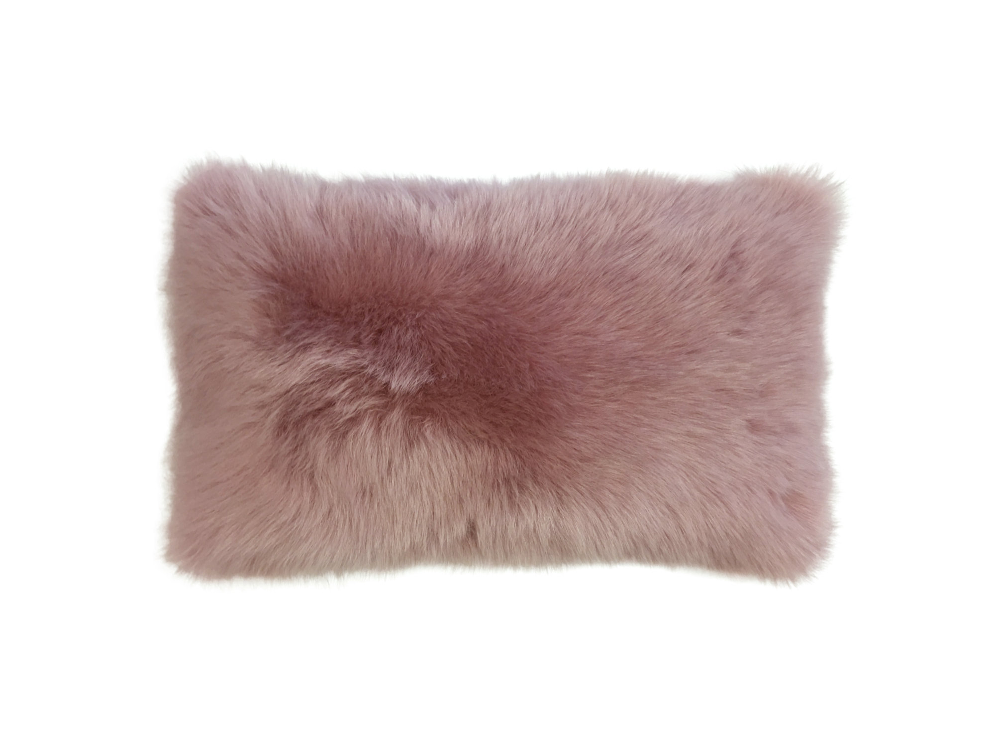 Shearling Pillow-D.Pink-30x50cm-SPDPINS3143050 - ANVOGG FEEL SHEARLING | ANVOGG