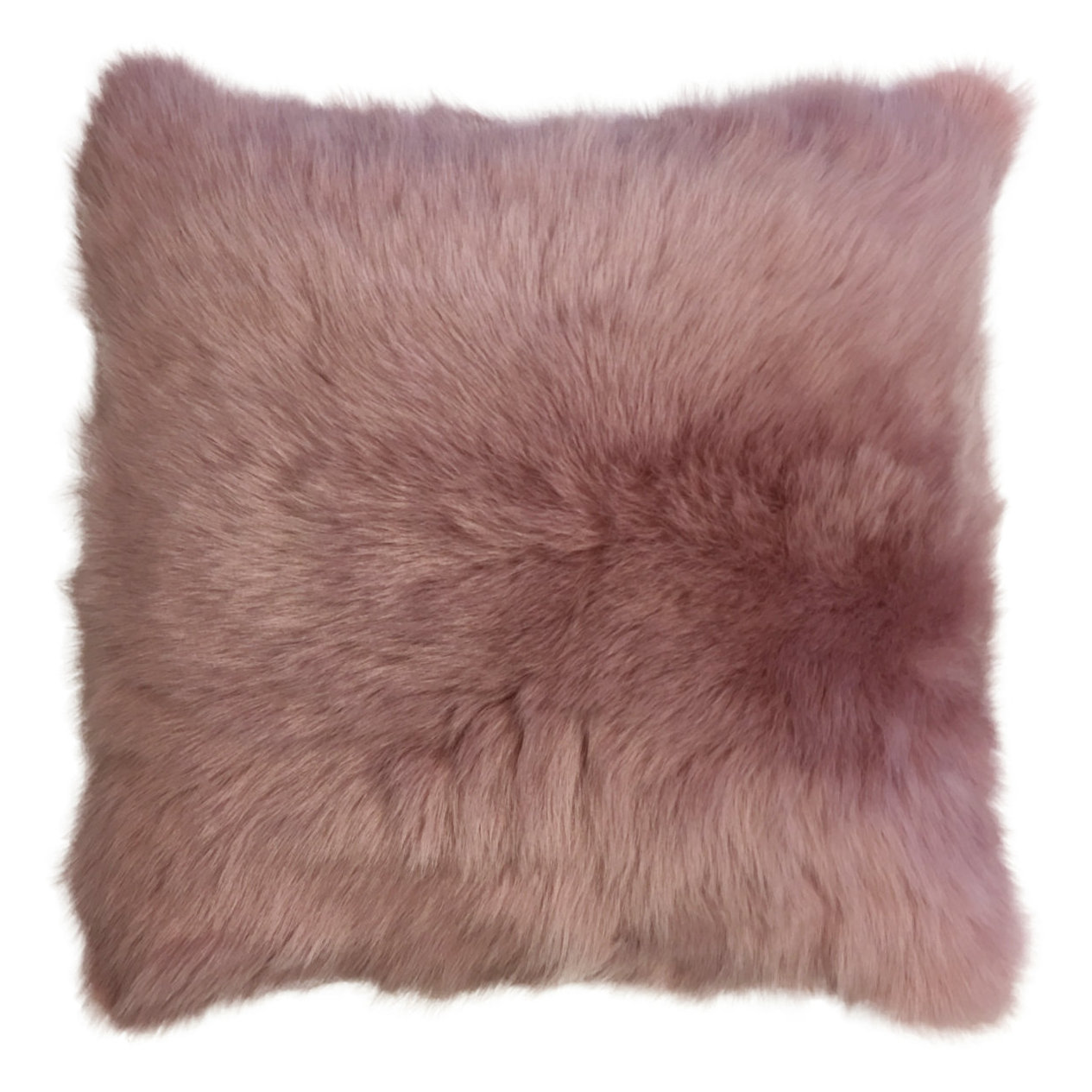 Shearling Pillow-D.Pink-50x50cm-SPDPINS3145050 - ANVOGG FEEL SHEARLING | ANVOGG