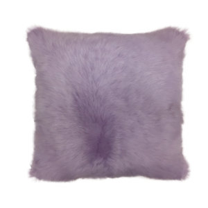 Shearling Pillow-Lilla-50x50cm-SPLILS2545050 - ANVOGG FEEL SHEARLING | ANVOGG