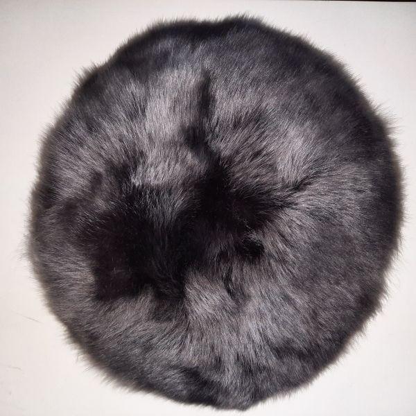 Shearling Pillow - EHB 45 Round (SPEHBBR45ROU) - ANVOGG FEEL SHEARLING | ANVOGG